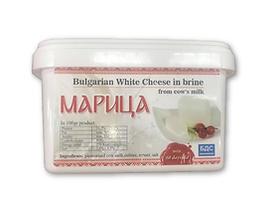 Полар БДС сирене от краве мляко Марица PVC кутия 900 г