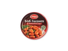 Компас боб гигант с доматен сос 300 г