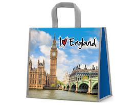 Пазарска чанта I love England