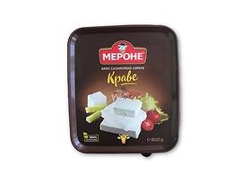 Мероне Сирене от краве мляко PVC кафява кутия 800 г