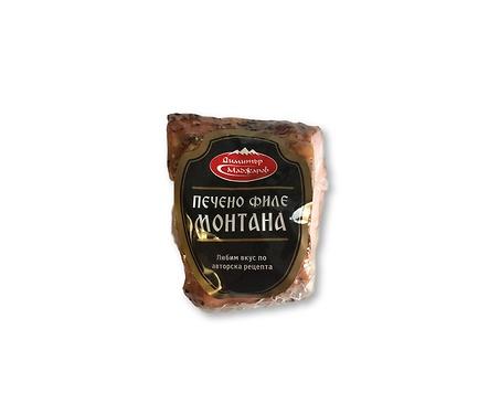 Маджаров печено филе Монтана