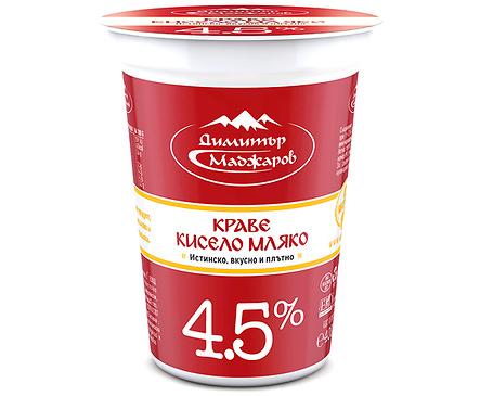 Маджаров кисело мляко 45 400 г