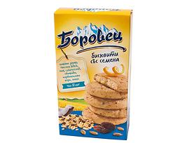 Боровец бисквити със семена 100 г