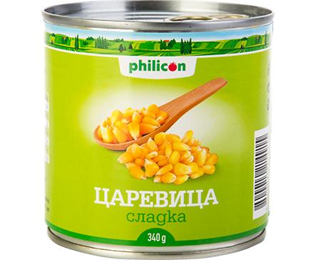 Филикон сладка царевица 340 г