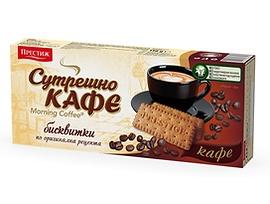 Престиж Бисквити сутрешно кафе 156 г