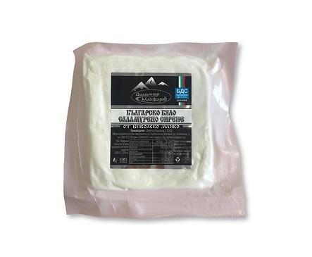Маджаров Биволско сирене БДС вакуум 400 г