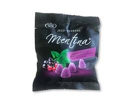 Бонбони Ментина касис желирани 90 г