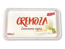БМК сметанено сирене Кремоза 800 г