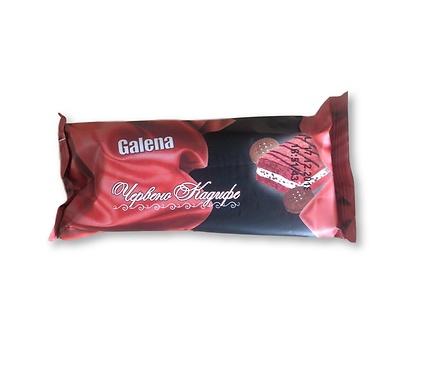 Суха паста Галена червено кадифе 80 г