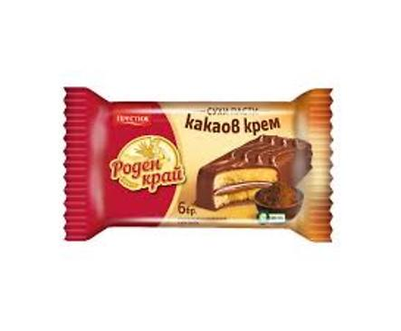 Роден Край Суха паста какао 6 бр 180 г