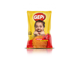 Престиж вафлен чипс ГЕПИ паприка 65 г