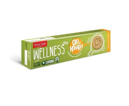 Wellness Бисквити Q10 и КОЛАГЕН 103 г