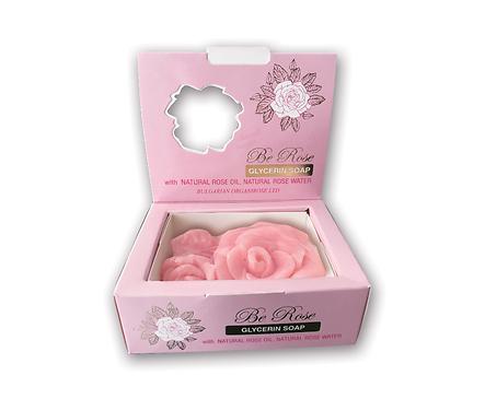 Be Rose Глицеринов сапун кутия 100 г