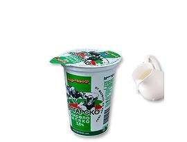 Бор чвор кисело мляко 36 БДС от фермата 400 г