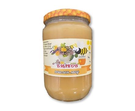 Билков мед от с Ласкар Плевенско 10 кг