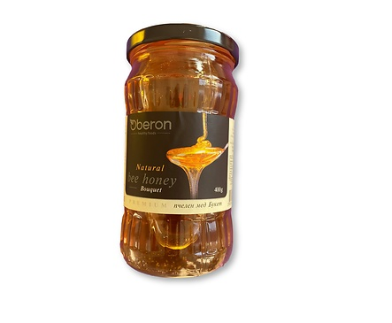 Пиперка Гурме Пчелен мед 400 г