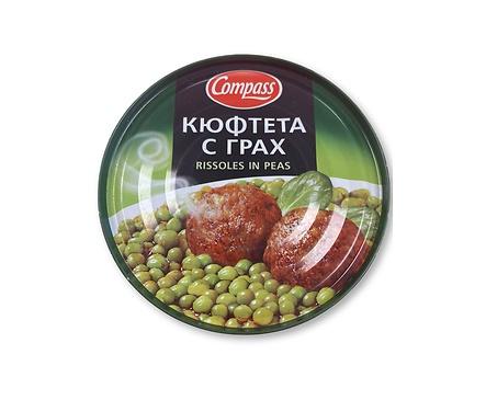 Компас Кюфтета с грах 300 г