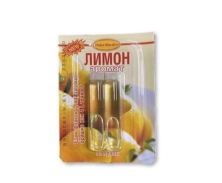 Меркурий Есенция лимон Dolce maestro 4 г