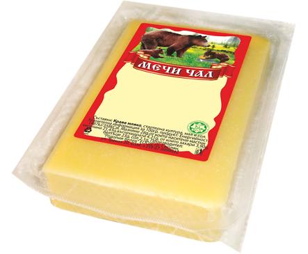 Родопея Кашкавал от краве мляко Мечи Чал