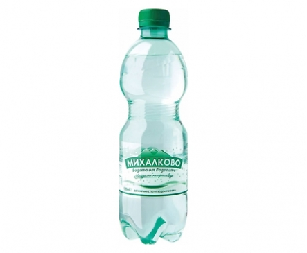 Газирана вода Михалково 500 мл