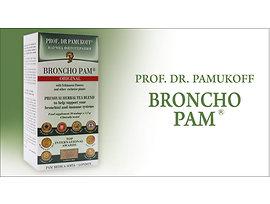 Д Р ПАМУКОВ БРОНХО ПАМ Чай за бронхиалната и имунна с ма 45 г