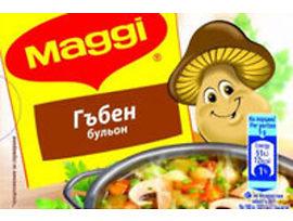Maggi Бульон гъбен 80 г