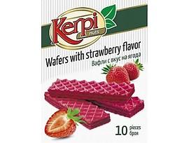 Вафли ягода Керпи 200 г
