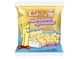 Слънчо пшеничени пръчици картофи и сирене 40 г