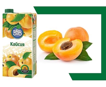 БББ плодова напитка кайсия 12 2000 л