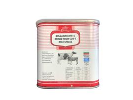 Маджаров Сирене от краве мляко метална кутия 800 г