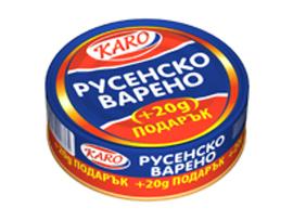 Каро Русенско варено 300 г