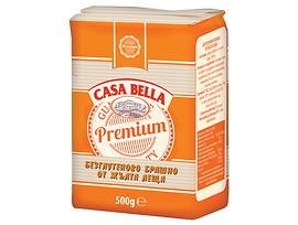 Безглутеново брашно от жълта леща Каса Белла 500 г
