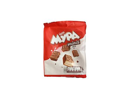 Нестле Мура Минис млечен шоколад 180 г