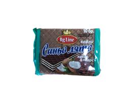 Вафли Синьо лято какао и кокос 200 г