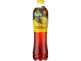 Студен чай Fuzetea лимон и лимонена трева 1500 л
