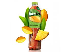 Студен чай Fuzetea манго и ананас 500 мл