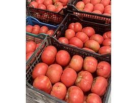 Български розови домати