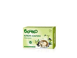 Бочко бебешки сапун маслина 75 г