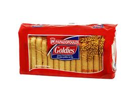 Сухари Goldies 125 г