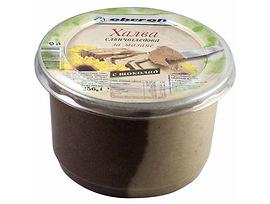 Оберон Халва слънчогледова за мазане с шоколад 250 г