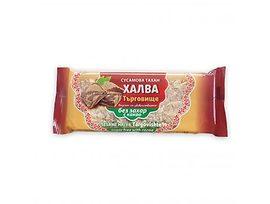Черга Сусамова тахан халва с какао без захар Търговище 180 г