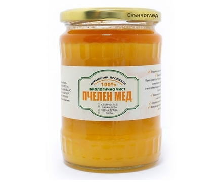 Мед от слънчоглед 750 г