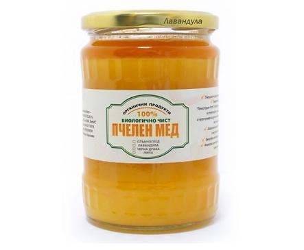 Мед от лавандула 750 г