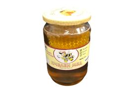 Мед с пчелна питка от с Дъбене 10 кг