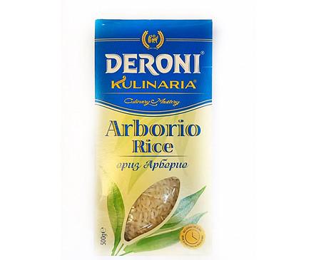 Дерони ориз арборио 500 г