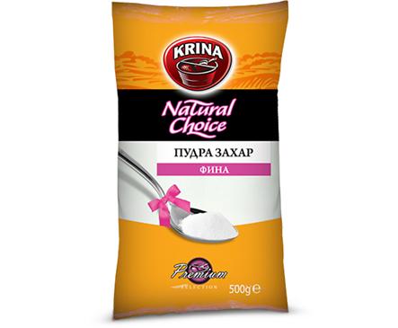 Крина Пудра захар 500 г