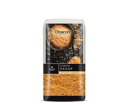 Оберон Кафява захар 500 г