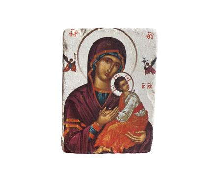 Магнит икона Богородица