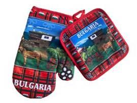 Комплект ръкохватки щампа българска каручка