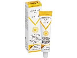 Розаимпекс Achroactive max защитен крем с избелващо действие SPF 15 45 г